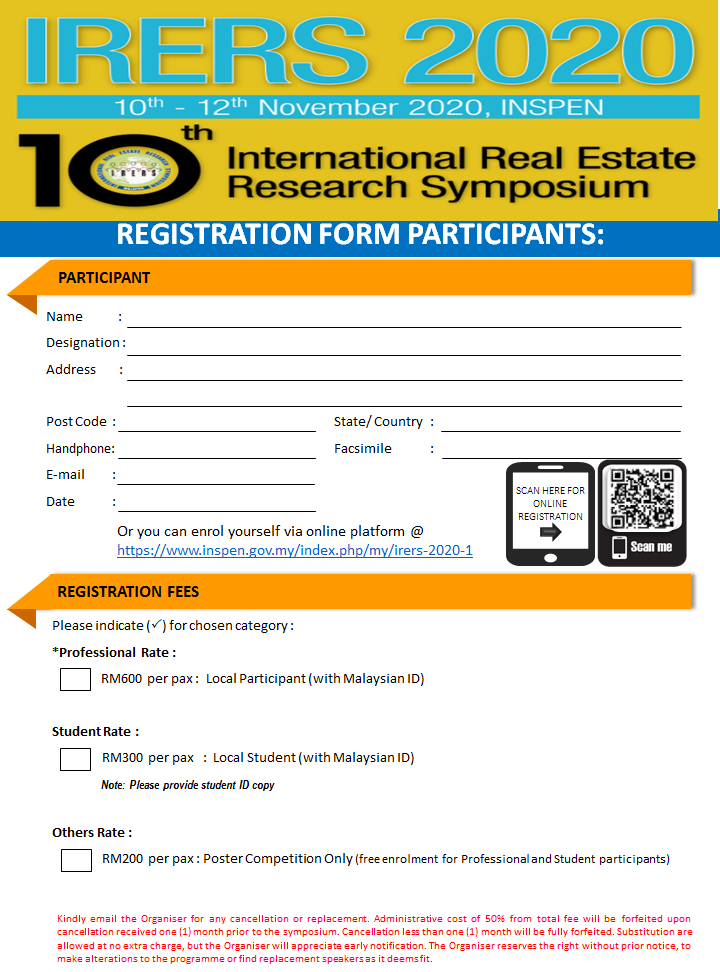 reg form nov20