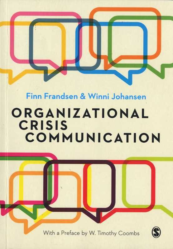 Organizational Crisis Communication