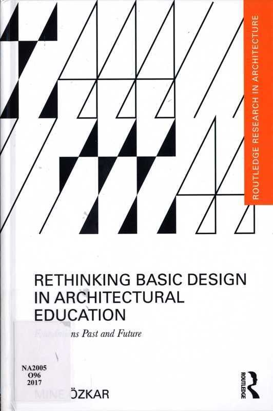 Rethinking basic design in architectural education